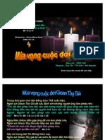 GMD.161.10 - MÙA VỌNG CUỘC ĐỜI