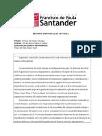 FORMATO INFORME DE LECTURA 2