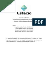 Atividade AV2 Pensamento e Linguagem Final.docx