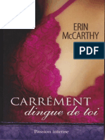 Carrément dingue de toi T3 Erin Mccarthy