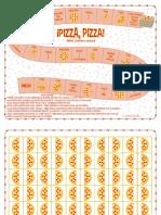 PizzapizzaDivertidojuegodefraccionescuartos