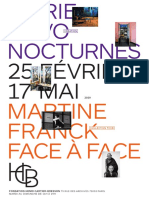 Expositions Marie Bovo / Martine Franck à la Fondation Cartier-Bresson