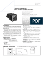 CUBC Product Manual - (obsolete - see C48C for new designs)