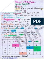 résumé d'algèbre MI By ExoSup.com