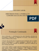 Formação Sala do Educador 2020