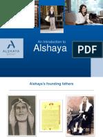 Alshaya Overview 2019 IIM- PW