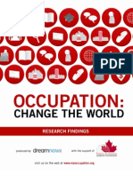 2008 Occupation Change the World