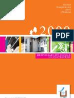 Rapport RSE 2009 Société Dauphinoise pour l'Habitat