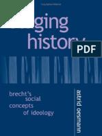 Brechts Social Concepts of Ideology