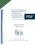 Workforce 2019 Nov Report