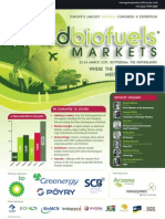 World Biofuels Markets 2011 - Congress Exhibition