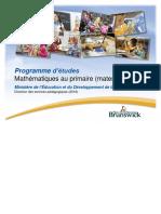 Mathematiques-Maternelle