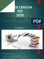 PRE DE LENGUA NORMAL EL TEXTO 85 A 101.pptx