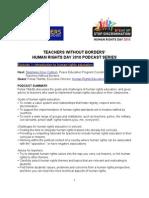 HR Education Podcast Transcript 1