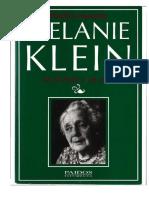 Grosskurth, Phillis. Melanie K. su mundo y su obra