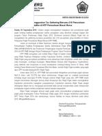 14.Siaran Pers DJP Tax Gathering PMB_tentang KPP PMB