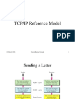 TCP IP Reference Model