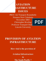 1170 Aviation Infrastructure Issues