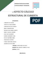 ESTRUCTURAS DE ACERO PROYECTO FINAL