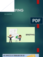 EL BRIEFING en diseño
