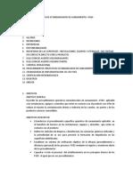 PROCEDIMIENTOS OPERATIVOS  ESTANDARIZADOS DE SANEAMIENTO-PROGRAMA.docx