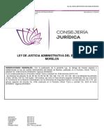 LEY DE JUSTICIA ADMINISTRATIVA DEL ESTADO DE MOERELOS LJUSTICIAADVMAEMO.pdf