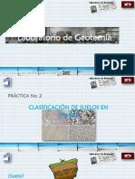 PRACTICA 2-CLASIFICACIÓN DE LOS SUELOS EN CAMPO