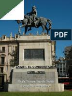 (1208 - 1276) Jaime I. El Conquistador