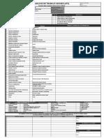 FO-002-SSOMA - Analisis de Trabajo Seguro (ATS)