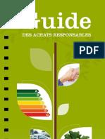 Guide des Achats Responsables FSM
