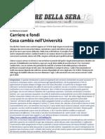 Il DDL Gelmini Tra Fatti e Interpretazioni