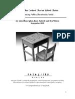 Charter School Report