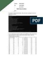 Taller Bases de Datos.docx