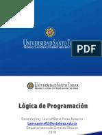 Clase 2 - Lógica de Programación - Arquitectura