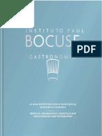 Institut Paul Bocuse (español revisado) - Gastronomía Larousse Hamly.pdf