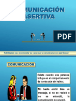 COMUNICACION 432 ...ASERTIVA