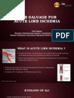 Acute Limb Ischemia.pptx