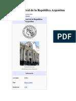 Banco Central de la República Argentina.docx