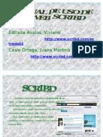 Manual de Uso de Scribd