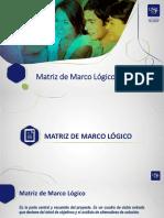 Matriz marco logico