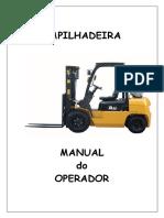 Manual-Empilhadeira