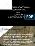 generalidades de geologia