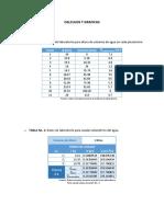 CALCULOS Y GRAFICAS REPORTE 4 FLUIDOS