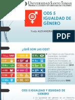 ODS 5 IGUALDAD DE GÈNERO.pptx