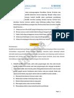 KUNCI SOAL BONUS - RADIKALISME - KUMPULAN SOAL TWK HOTS - @fauzan_nur