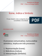 Ícone, índice e Símbolo