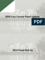 Cass County Flood Update  2/18/20