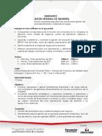 20170721 brief gestión integral de tesorería