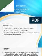 Transistor NPN