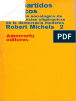 Michels, Robert. - Los partidos politicos. Vol. 2 [1972].pdf